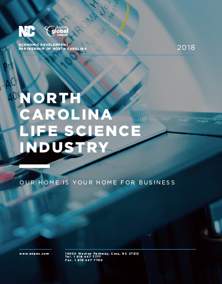 North Carolina Life Sciences Industry
