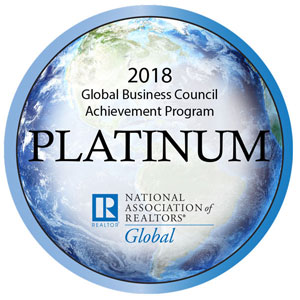 NC REALTORS® Global Network receives NAR Platinum Achievement Award